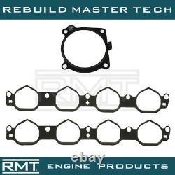 Mercedes S550 2007-2013 M273 V8 Engine Modified Intake Manifold & Gasket Set