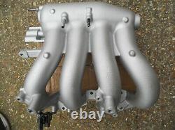 Mr2 turbo manifold rev3 st205 gt4 with inlet temp sensor + genuine gaskets RACE