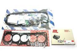 NEU Kompletter Motordichtsatz Dichtung für VW 2.4 D 3 Kerben 074103383P AAB AJA
