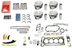 NEU Reparatursatz Übermaßkolben VW Audi 1.8 TSI CDA CDH Kolben Ø 23 mm