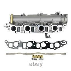 New Intake Manifold & Gasket Swirl Flap Rod Repair Kit for Saab 9-3 9-5 1.9 TiD