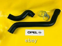 New Radiator Hose Set Upper+Lower Vauxhall Vectra A Calibra 2,0 With 204 HP