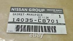 Nissan Patrol160 Mq Mk Sd33 Sd33t Genuine Nos Intake / Exhaust Manifold Gasket