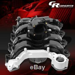 OE STYLE ENGINE UPPER INTAKE MANIFOLD WithGASKETS FOR 09-14 FORD E250 F150 4.6L V8