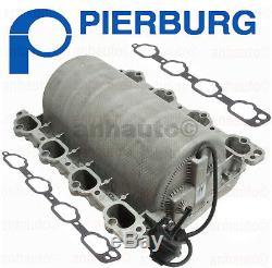 OEM Intake Manifold with Gaskets Mercedes V8 CLK, CL, CLS, E, ML, R, S, SL Pierburg