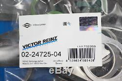 REINZ Motordichtsatz 02-24725-04 Zylinderkopf Porsche 3,2 (930 100 907 04)