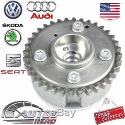 Timing Chain Kit Camshaft Adjuster Cylinder Head Gasket Set VW 1.4L Turbocharged