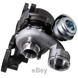 Turbo 724930 for Audi A3 VW Seat Skoda 140ps 103 kW 2.0 TDI with exhaust manifold