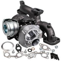 Turbocharger 724930 for Audi A3 VW Seat Skoda 136 BHP 100 KW 2.0 TDI BKD BKP AV