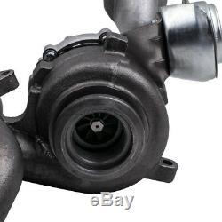 Turbocharger VNT turbo for VolksWagen VW Touran 136 BHP 2.0TD BKD AVZ