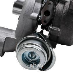 Turbocharger for Audi 2.0 TDI Seat Skoda VW Passat Golf 2.0L with manifold gasket