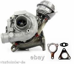 Turbolader Audi A4 1.9 TDI (B5)Motor ATJ / AJM 85 Kw, 028145702 R