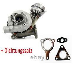 Turbolader Audi A4 1.9 TDI (B5)Motor ATJ / AJM 85 Kw 028145702R