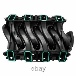 Upper Intake Manifold Assembly with Gaskets for Chevy GMC Van Truck 6.0L 6.2L