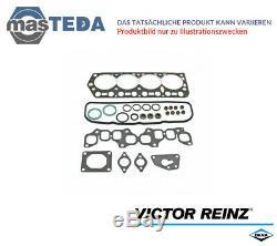 Victor Reinz Dichtungssatz Zylinderkopf 02-37293-02 P Neu Oe Qualität