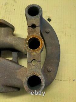 Wisconsin W4 1770 Intake Manifold Vertical Exhaust (VH4D) Bobcat 610 600