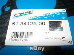 Zylinderkopfdichtung Satz mit Metalldichtung VR6 12V REINZ 2,8 2,9 ABV AES AAA