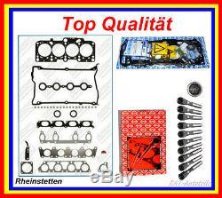 Zylinderkopfdichtungsatz+Schrauben Satz AUDI A4 8E2, B6 1.8 T/quattro Motor AVJ